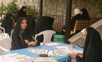 تصاویر اردوی فرهنگی تفریحی دارالقرآن